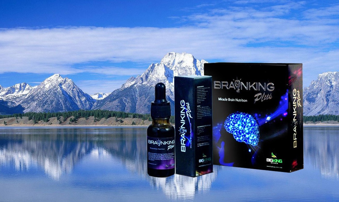 Minum Brainking Plus untuk Meningkatkan Daya Ingat